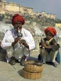 Jaipur - Indien Fotografering för Bildbyråer