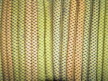 Jaipur-Kunst in der gelblichen Farbe Stockfotografie