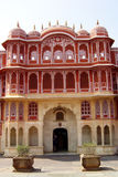 Jaipur maharaja palace Royalty Free Stock Photography