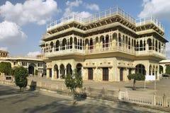Jaipur - Mubarak Mahal - India Stock Photography