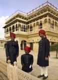 Jaipur - Murbarak Mahal - l'India Immagine Stock Libera da Diritti