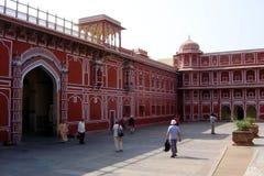 The jaipur palace Royalty Free Stock Photos