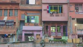 JAIPUR, Ràjasthàn, †d'INDE «en décembre 2016 : Vue sur la ville de rose de Jaipur Images stock