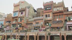 JAIPUR, Ràjasthàn, †d'INDE «en décembre 2016 : Vue sur la ville de rose de Jaipur Image libre de droits