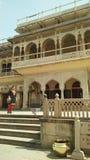 Jaipur Ragiastan India fotografia stock