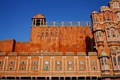 Jaipur Rajastan ind Fotografia Stock