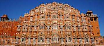 Jaipur Rajastan  india. Hawa Mahal palace (Palace of the Winds), Jaipur, Rajasthan Stock Photos