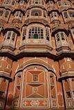 Jaipur Rajastan  india. Hawa Mahal palace (Palace of the Winds), Jaipur, Rajasthan Royalty Free Stock Image