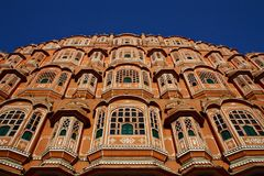 Jaipur Rajastan la India Fotos de archivo