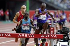 Jairos Birech Areva meeting at the Stade de France Royalty Free Stock Photos