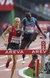Jairos Birech Areva meeting at the Stade de France Royalty Free Stock Photo
