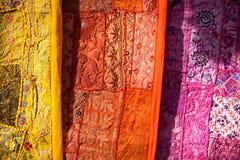 Jaisalmer堡垒街市  图库摄影