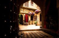 Jaisalmer堡垒 库存照片