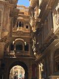 Jaisalmer,印度 免版税库存图片
