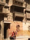 Jaisalmer, Ινδία Στοκ Φωτογραφίες