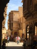 Jaisalmer, Ινδία Στοκ Εικόνες