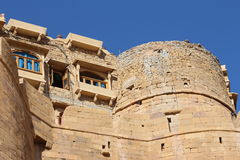 Jaisalmer, Индия Стоковое Изображение