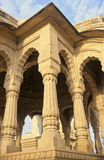 Jaisalmer cenotaph Stock Photography