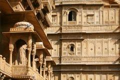 Jaisalmer, città dorata India Immagine Stock Libera da Diritti