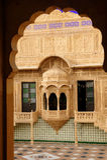 Jaisalmer city stock images