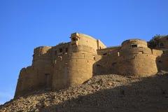 Jaisalmer en Rajasthán, la India. Imagen de archivo libre de regalías