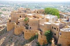 Jaisalmer Fort Lizenzfreie Stockfotografie