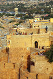Jaisalmer Fort. In Rajasthan, India, Asia stock photo