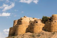 Jaisalmer fort Royaltyfria Bilder