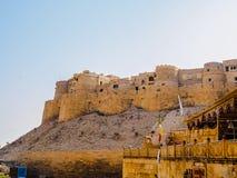 Jaisalmer fort Arkivbild