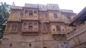 Jaisalmer fort Obrazy Royalty Free