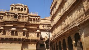 Jaisalmer fort Obrazy Stock