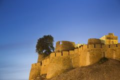 Jaisalmer Fort Stock Image