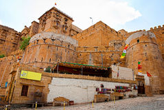 Jaisalmer Fort , the Golden City of Rajasthan, Jaisalmer, India Royalty Free Stock Photos