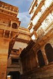 Jaisalmer Fort, Jaisalmer, Rajas Royalty Free Stock Photo
