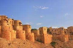 Jaisalmer fort, Rajasthan, India Stock Photography