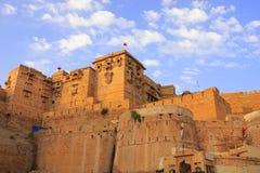Jaisalmer fort, Rajasthan, India. Jaisalmer fort in Rajasthan, India Royalty Free Stock Photos