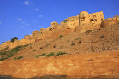 Jaisalmer fort, Rajasthan, India Royalty Free Stock Images