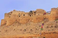 Jaisalmer fort, Rajasthan, India. Jaisalmer fort in Rajasthan, India Stock Image