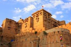 Jaisalmer fort, Rajasthan, India. Jaisalmer fort in Rajasthan, India Stock Photo