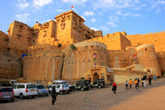Jaisalmer fort, Rajasthan, India Royalty Free Stock Photo