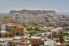 Jaisalmer fort. Rajasthan. India Royalty Free Stock Photo