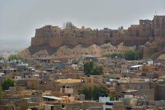 Jaisalmer fort. Rajasthan. India Royalty Free Stock Photography