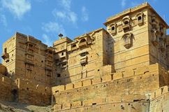 Jaisalmer Fort, Rajasthan, India Stock Photos