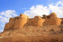 Jaisalmer-Fort, Rajasthan, Indien Lizenzfreie Stockfotografie