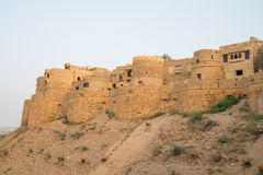 Jaisalmer fort in Rajasthan Royalty Free Stock Images