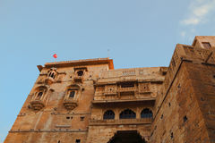 The Jaisalmer Fort Royalty Free Stock Images