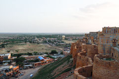 The Jaisalmer Fort Stock Image