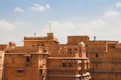 The Jaisalmer Fort Royalty Free Stock Image