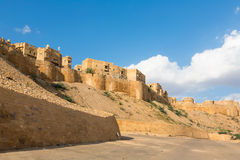 Jaisalmer fortress in Rajasthan Royalty Free Stock Images