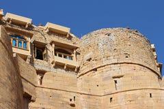 Jaisalmer Indien Fotografering för Bildbyråer